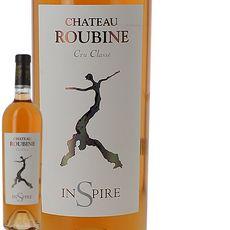Château Roubine Côtes  de Provence  Inspire Rosé 2017