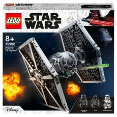 LEGO Star Wars 75300 TIE Fighter impérial
