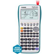 CASIO  Calculatrice graphique programmable Graph 35+E