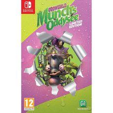 Oddworld: Munch's Oddysee Edition Limitée Nintendo Switch
