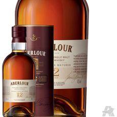 Whisky Aberlour 12 ans avec étui 40%