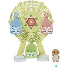 Epoch d'Enfance 5333 - La grande roue des bébés - Sylvanian Families