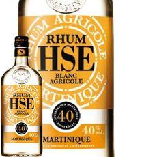 HSE Rhum Blanc Agricole HSE 40% 2L 2l