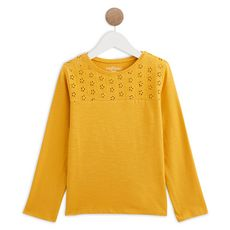 IN EXTENSO T-shirt manches longues fille