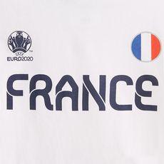 UEFA Pyjashort France garçon (Blanc)