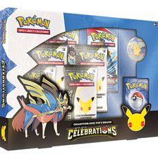 ASMODEE Pokémon JCC - Pin Box - 25ème anniversaire