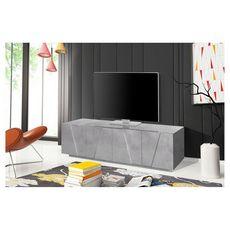 Meuble TV 4 portes L160cm PESCARA