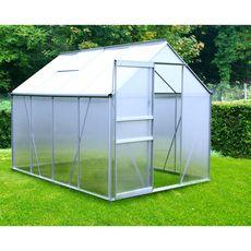 Serre polycarbonate Pusi / 4,75 m²