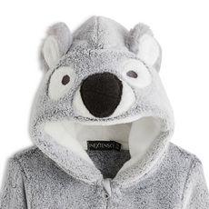 IN EXTENSO Combinaison koala bébé (Gris chiné)