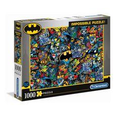 CLEMENTONI Batman - Impossible 1000 pièces