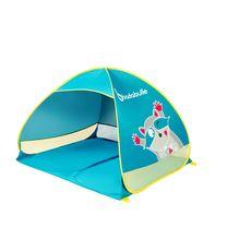 BADABULLE Tente anti-UV bleue