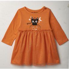 IN EXTENSO Robe halloween bébé fille