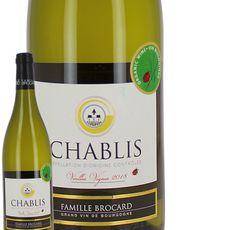 Vieille Vignes AB Famille Brocard Chablis Blanc 2018