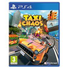 Taxi Chaos PS4