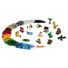 LEGO Classic 11015 - 11015 Around the World dès 4 ans