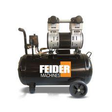 FEIDER Compresseur 50L - 8 bars 180L/minute
