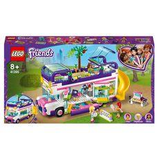 LEGO Friends 41395 - Le Bus de l'Amitié