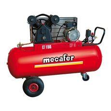 MECAFER Compresseur fonte 150L - 3CV - 10bars