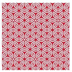 ACTUEL Serviettes décorées 33cm 3 plis Marrakech x20 20 serviettes