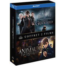 Les Animaux Fantastiques 1 & 2 Blu-Ray