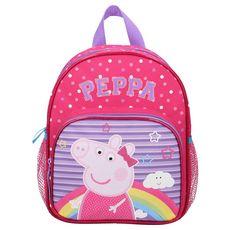 Sac maternelle rose PEPPA PIG