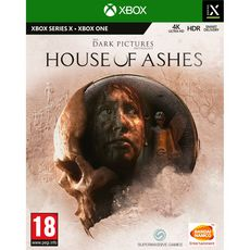 The Dark Pictures Anthology: House of Ashes Xbox One - Xbox Series X