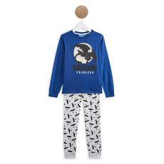 DRAGONS Ensemble pyjama garçon (Bleu)