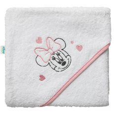 DISNEY Cape de bain en éponge intirable très douce - Minnie