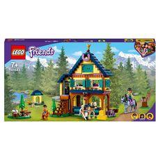 LEGO Friends 41683 - Le centre équestre de la forêt dès 7 ans