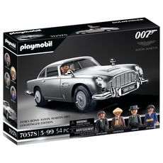 PLAYMOBIL 70578 - 007 - James Bond Aston Martin DB5 - Goldfinger