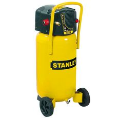 STANLEY Compresseur vertical 50L - 2CV - 10bars