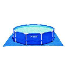 INTEX Tapis de sol pour piscine