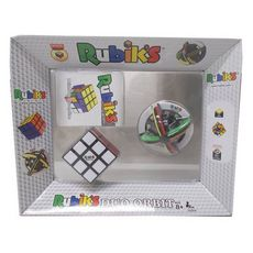 WIN GAMES Coffret 1 Rubik's Cube 3x3 + 1 Rubik's Orbit