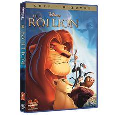 DISNEY Le Roi Lion DVD