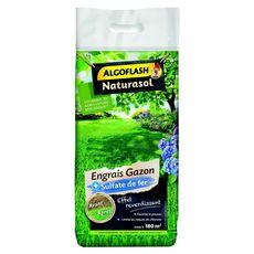 ALGOFLASH Naturasol engrais gazon et sulfate de fer 7,2kg 7,2kg