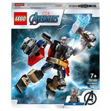 LEGO Marvel Avengers 76169 L'armure robot de Thor