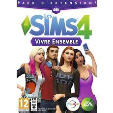 Les Sims 4 - Pack d'Extension Vivre Ensemble PC