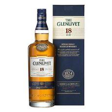 Whisky The Glenlivet 18 ans 43%