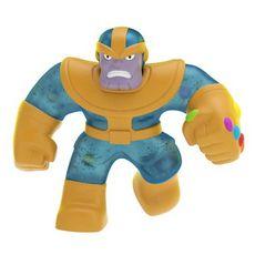 Marvel - Goo Jit Zu - Figurine 21 cm Supagoo - Thanos