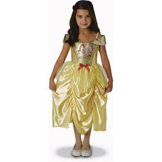 RUBIES Déguisement classique à sequin Belle Taille 3/4 ans - Disney princesse