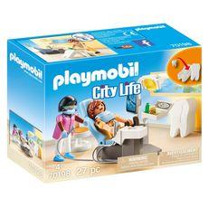 PLAYMOBIL 70198 - City Life - Dentiste