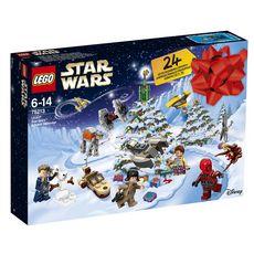LEGO Star Wars 75213 - Calendrier de l'Avent