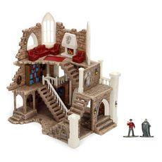 SMOBY Coffret de jeu Tour de Griffondor + 2 figurines - Harry Potter