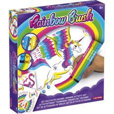 LANSAY Rainbow brush mon set d'activités