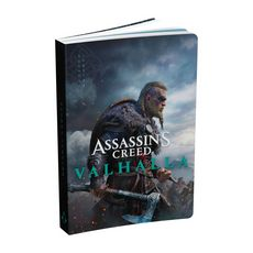 Agenda scolaire journalier Assassin's Creed personnage de profil 2021-2022