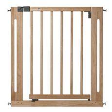 SAFETY FIRST Barrière Easy Close en bois - De 73 à 80.5 cm