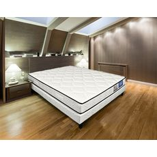 BELLE LITERIE BENOIST Sommier tapissier 160x200cm ELOISE