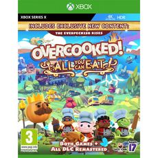 JUST FOR GAMES Overcooked! All You Can Eat Xbox Series X