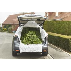 MOTTEZ Protection de coffre - Big bag de voiture
