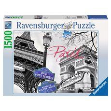 RAVENSBURGER Puzzle 1500 Pièces